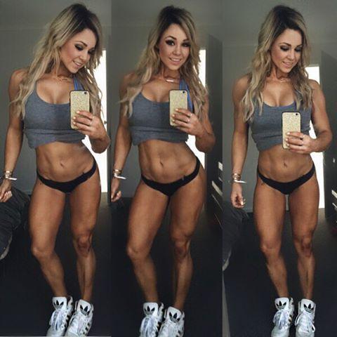 Female midget body