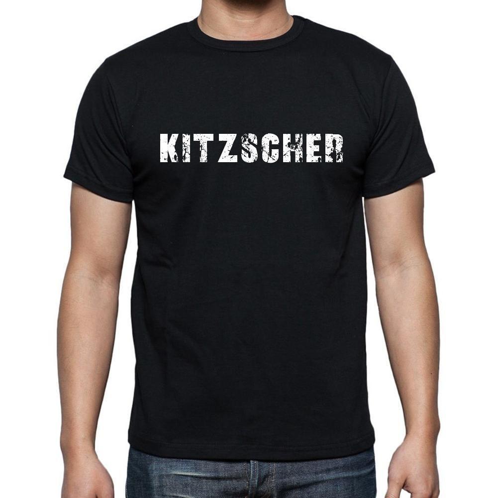 kitzscher, Men's Short Sleeve Rounded Neck T-shirt