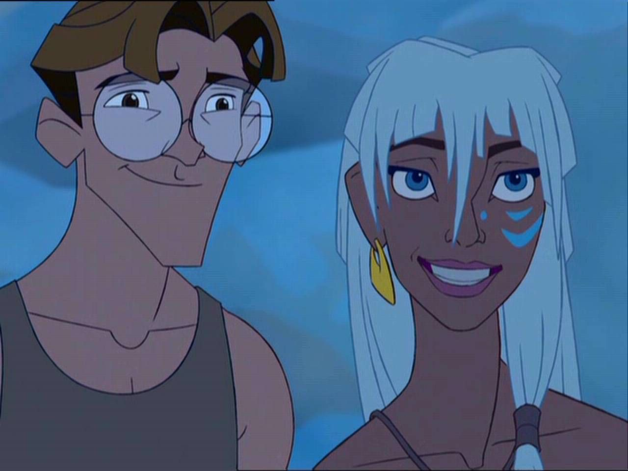 Pin By Lana On Princess Kidagakash Cosplay Disney Films Atlantis The Lost Empire Cartoon