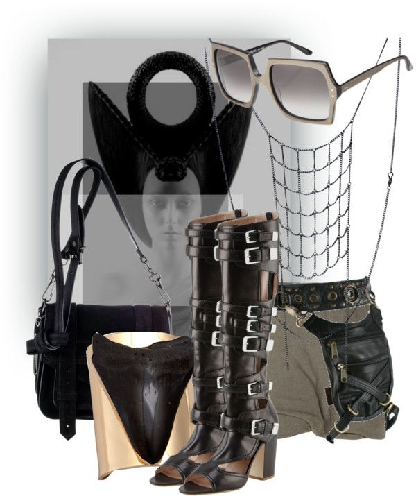 """The Blacksmith"" by incantare ❤ liked on Polyvore"