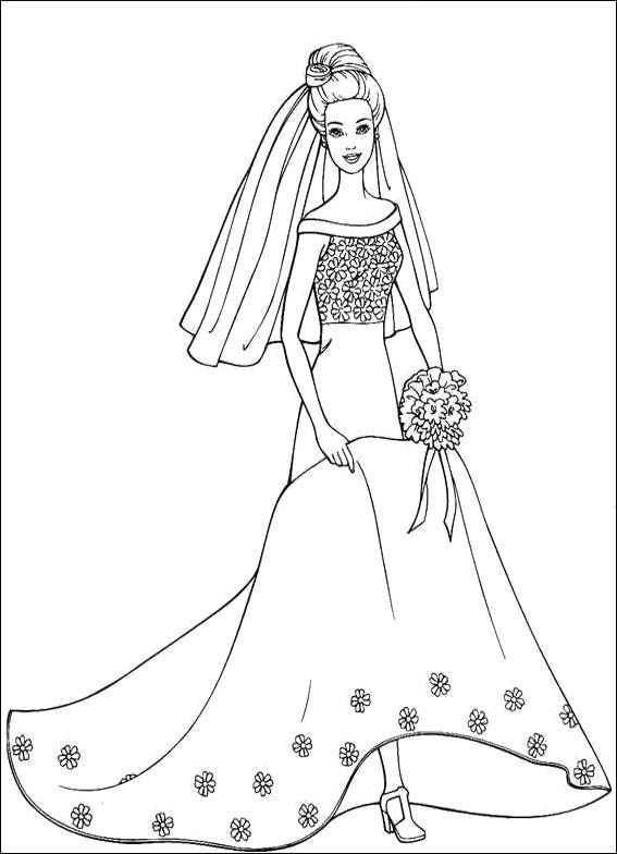 Barbie Dolls Colouring Pictures Barbie Dolls Cartoon Coloring