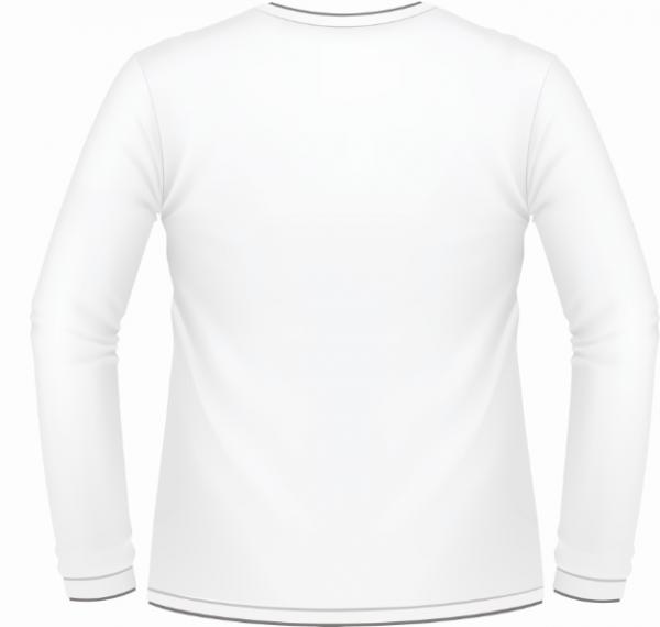 White Sleeve Shirt Template