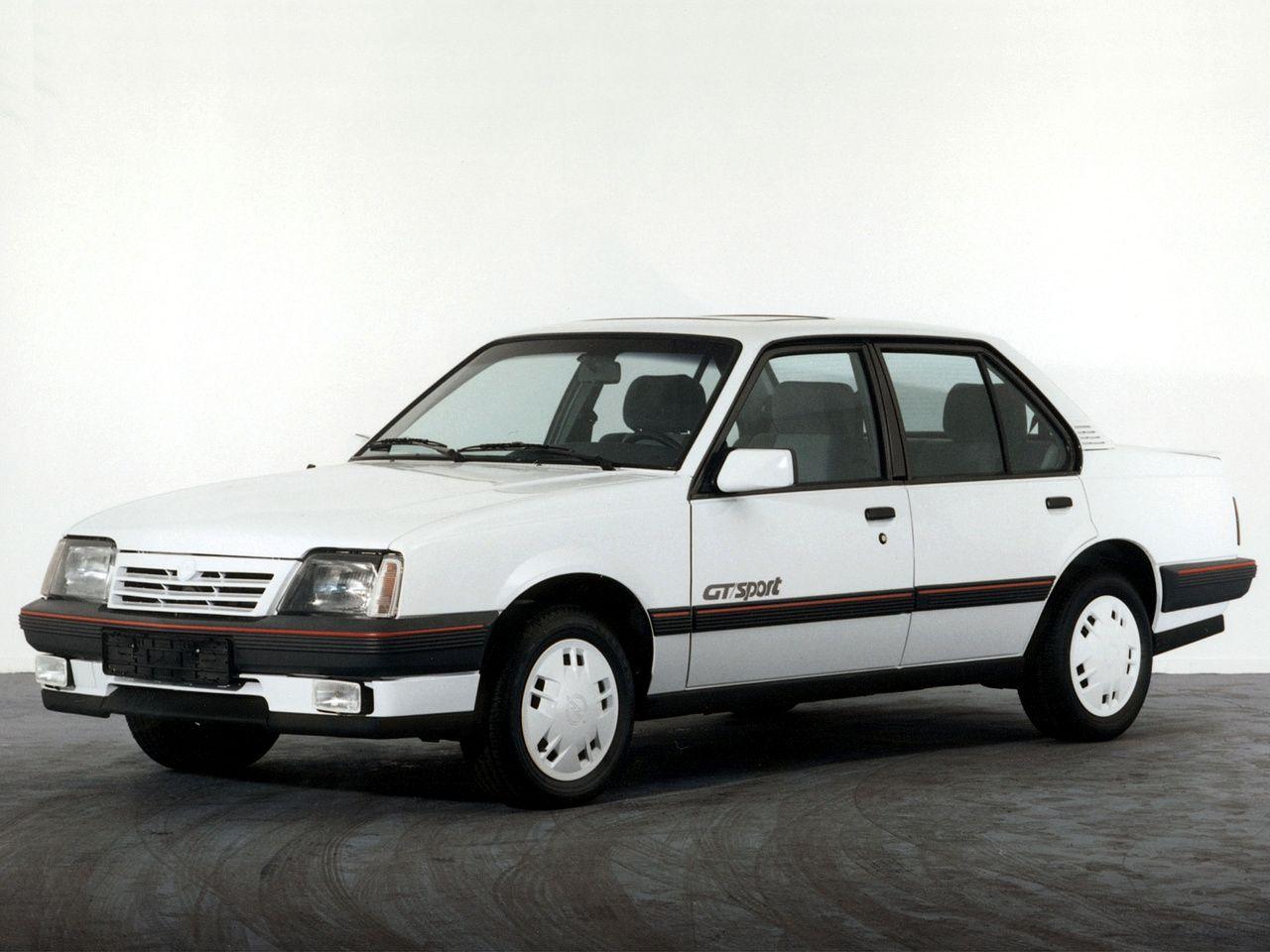 opel ascona c gt sport classic cars vauxhall motors. Black Bedroom Furniture Sets. Home Design Ideas
