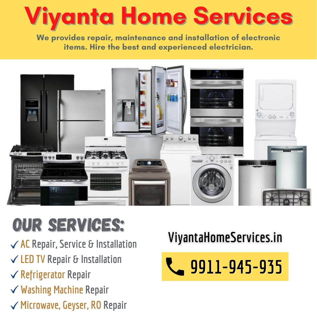 Home Appliance Repair Services Appliance Repair Service Appliance Repair Washing Machine Repair