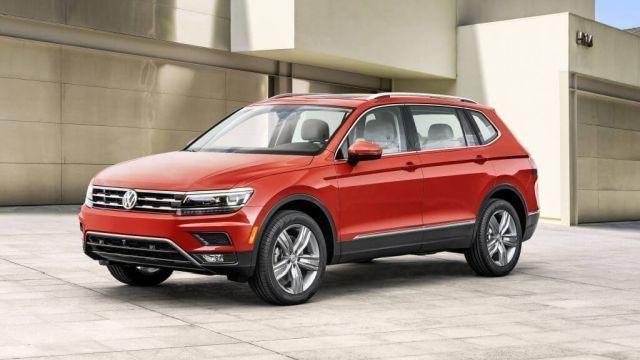 2018 Vw Tiguan Us Release Date Interior Review Price Specs Mpg Volkswagen Scirocco Volkswagen Car Volkswagen