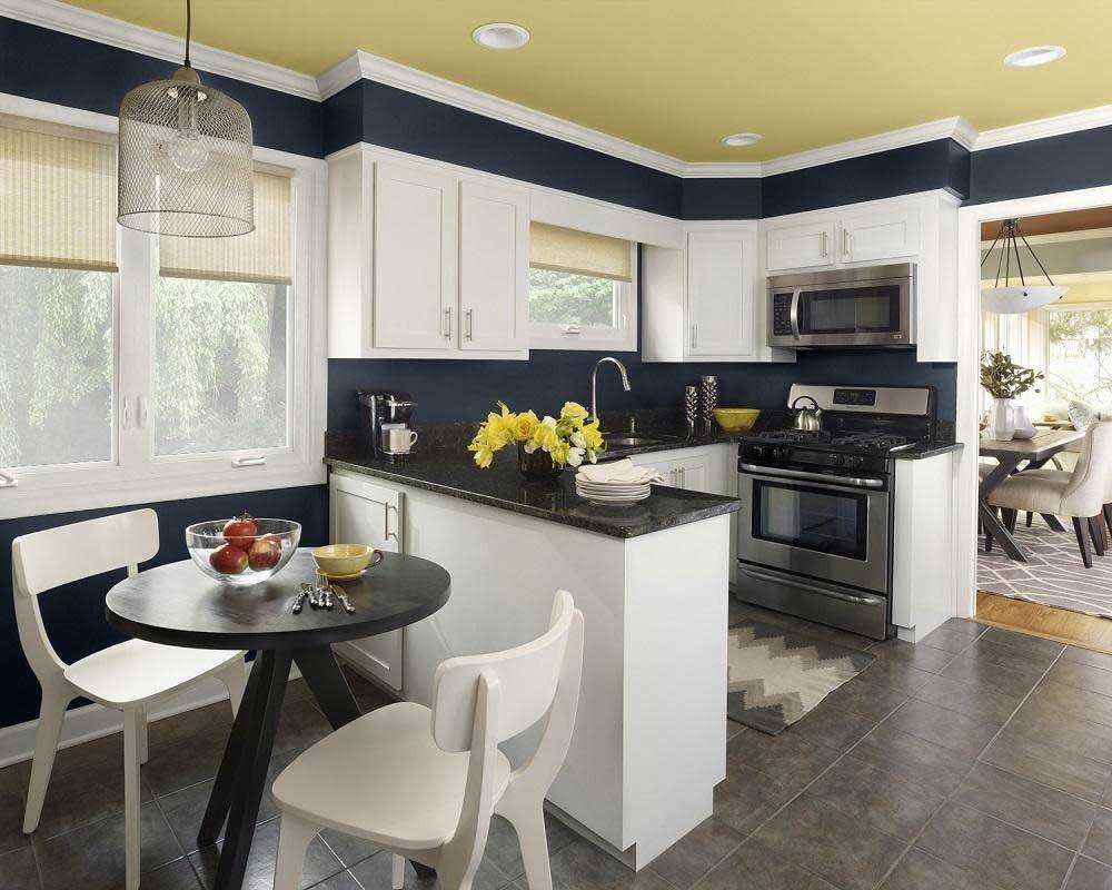 Parion Dapur Dan Ruang Tamu Desainrumahid