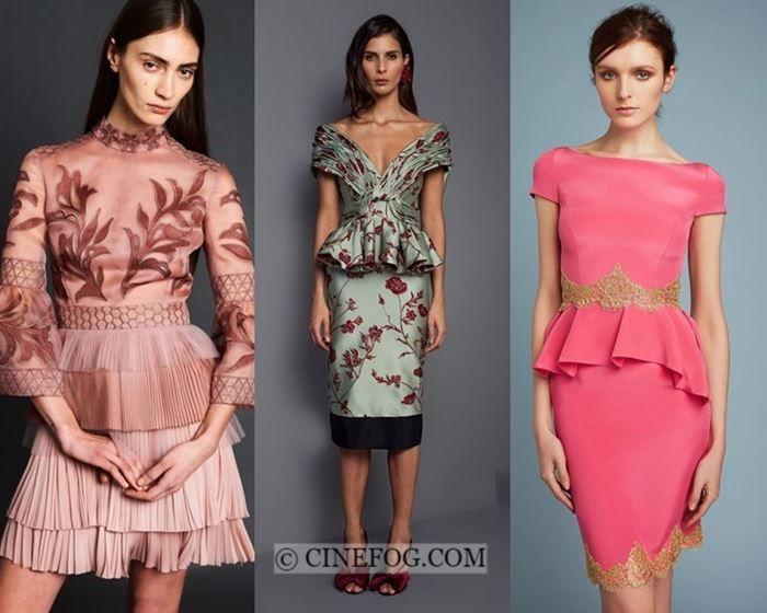Winter fashion 2018 dresses