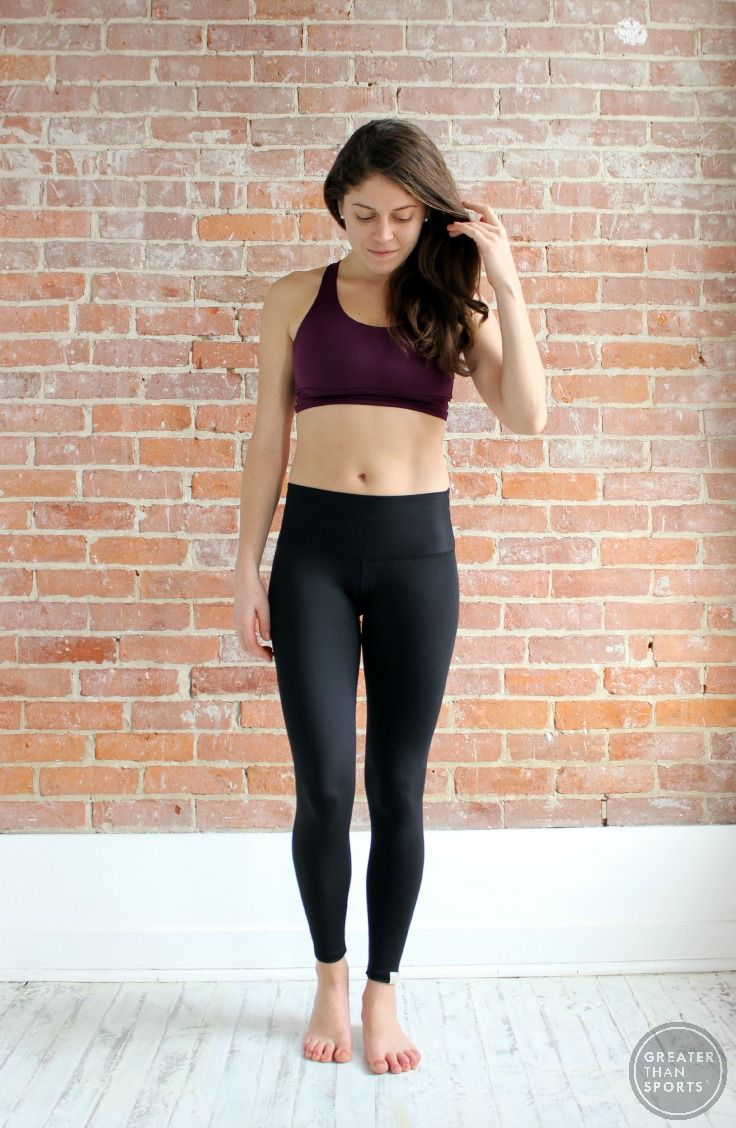 Ankle-length, light & tight, Perfect Fit Yoga Pants to help you be ...
