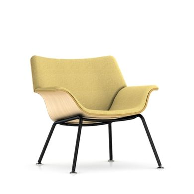 Swoop Plywood Lounge Chair Lounge Amp Living Chairs Herman Miller Official Store Chair And Ottoman Chair Lounge Furniture