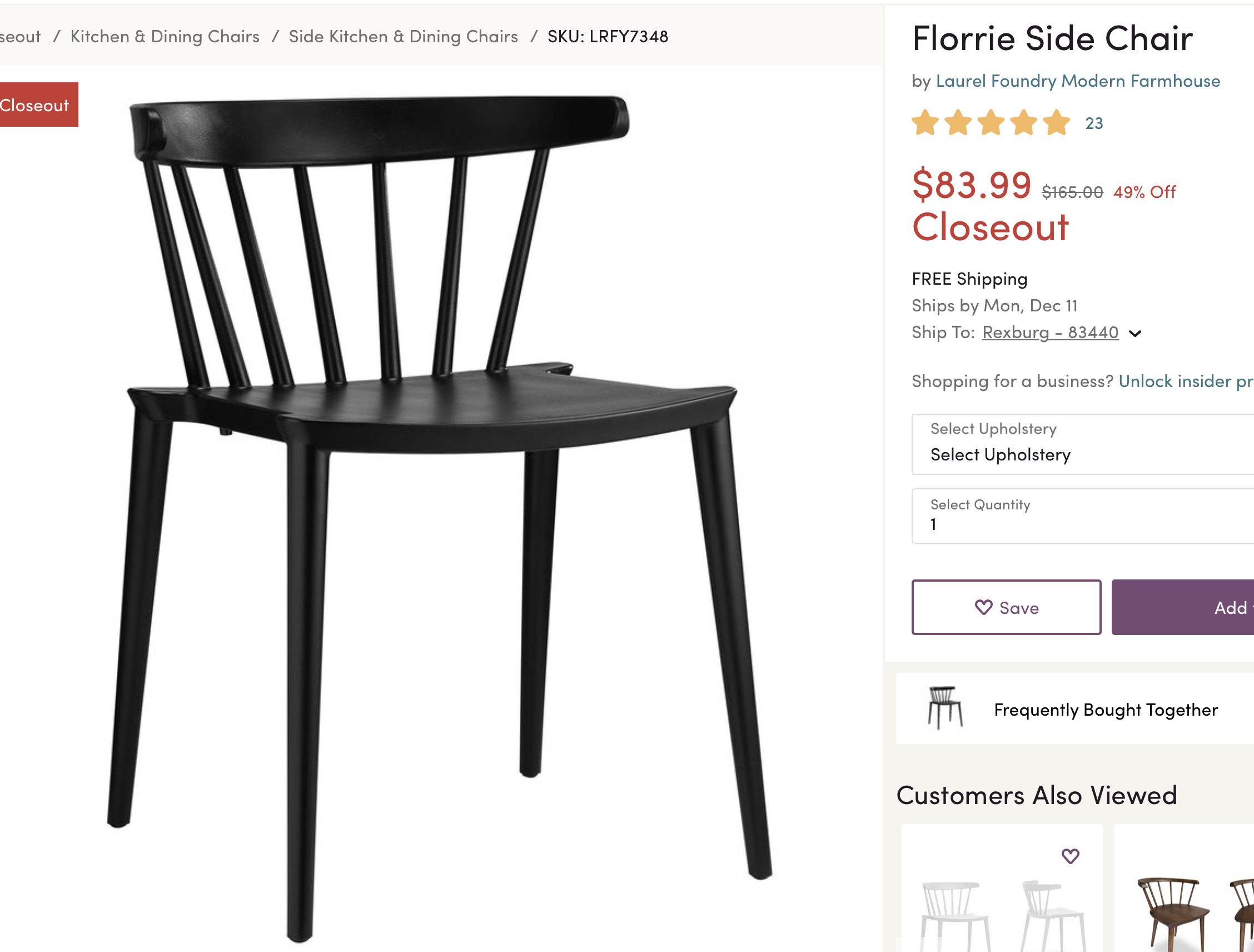New Low Back Modern Spindle Chairs For The Dining Room Dining Chairs Modern Dining Chairs Chair