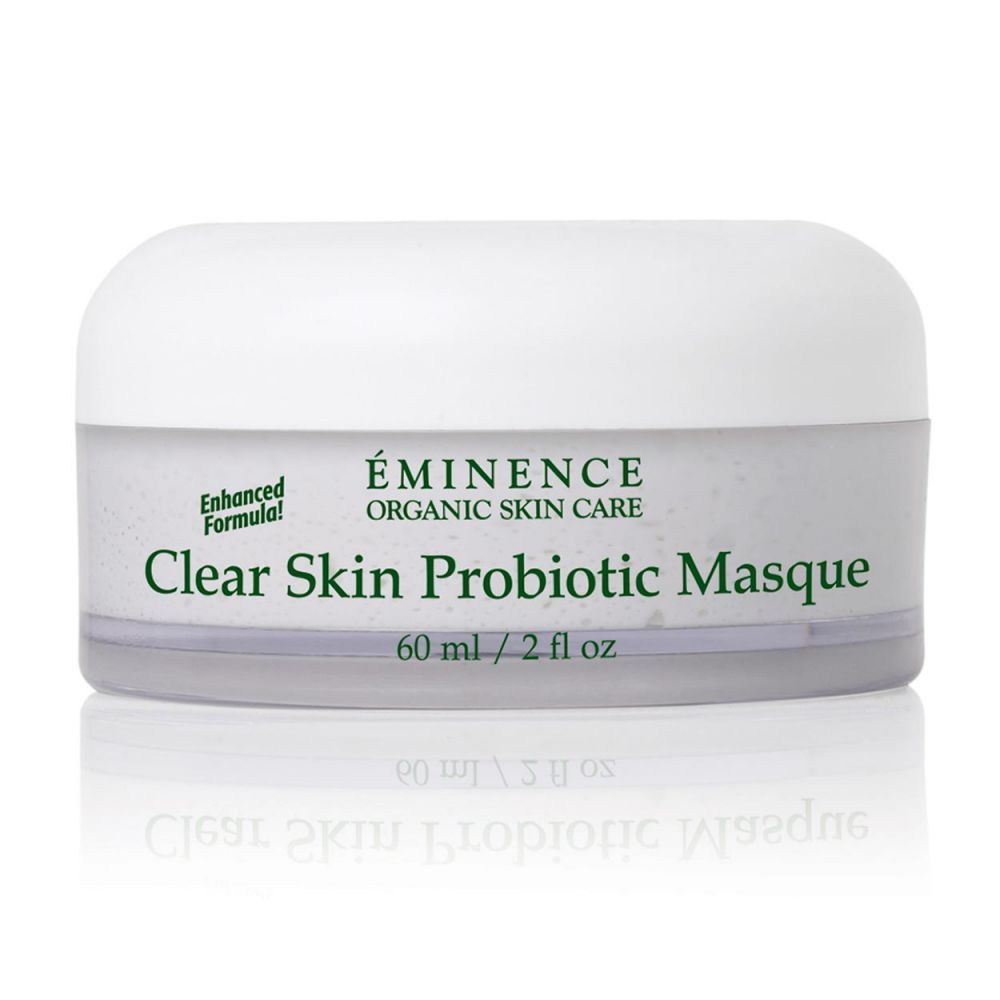 Eminence Organics Clear Skin Probiotic Masque 2oz In 2020 Eminence Organics Eminence Organic Skin Care Clear Skin