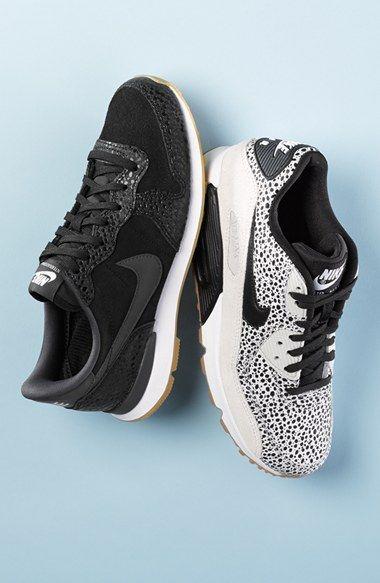 buy online 03b1d fddf0 Nike  Internationalist  Animal Print Sneaker (Women) available at  Nordstrom