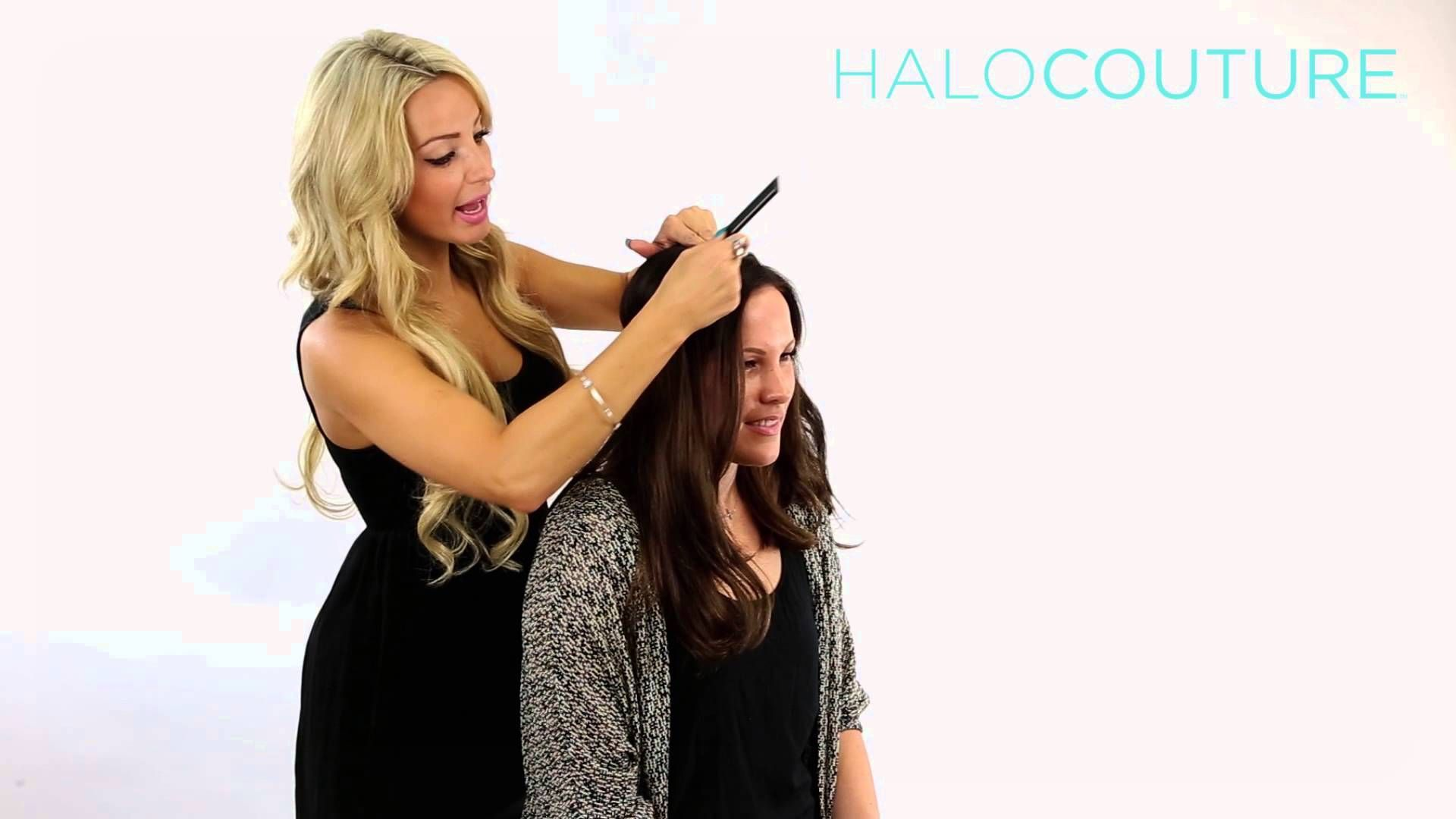 HALOCOUTURE Extensions & The Fall tampa Beauty body