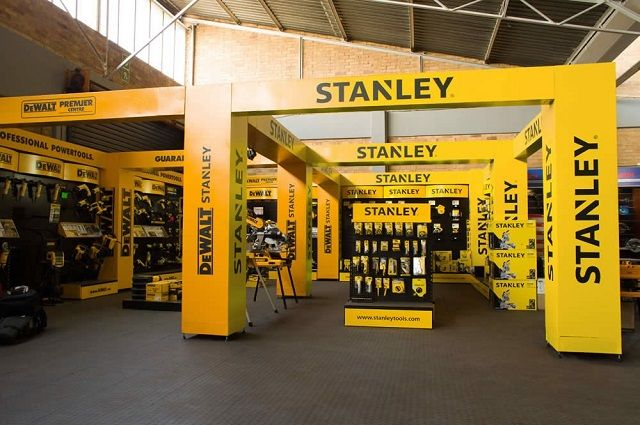Exhibition Stand Designs For Sale : Image result for stanley black and decker quot the point