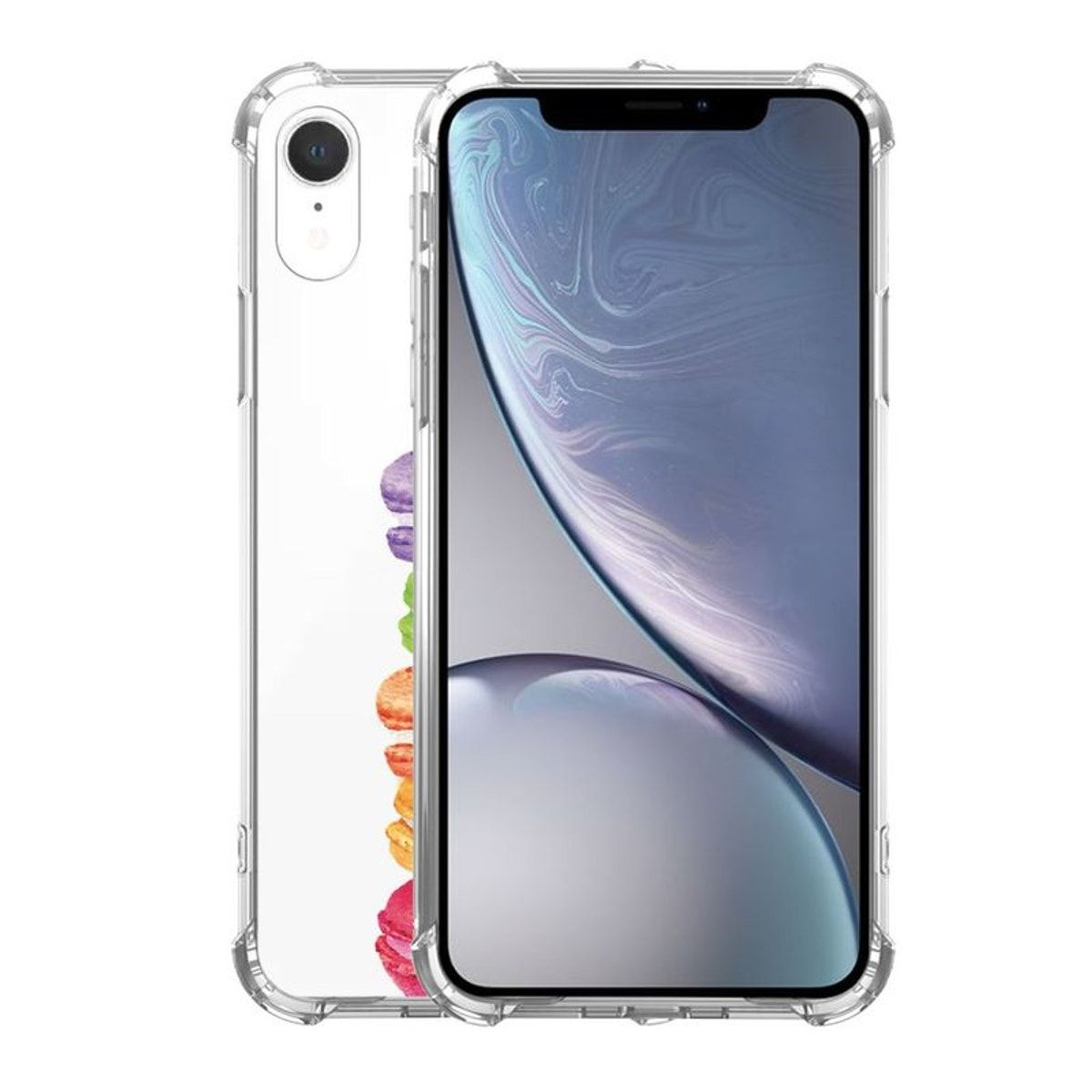 coque macarons iphone xr
