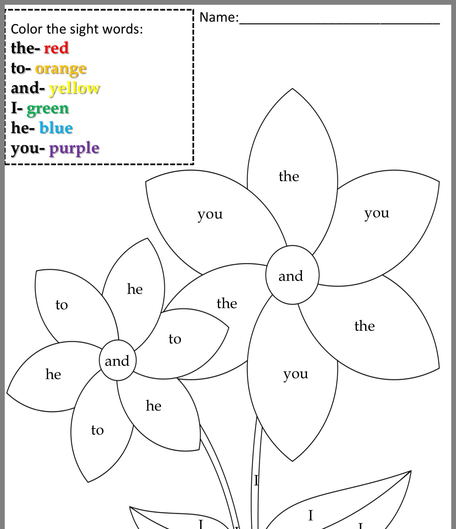 Pin By Erika Midcap On Kindergarten Reading