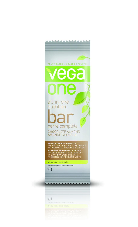 Vega One Bar Chocolate Almond VegaOneBar Chocolate