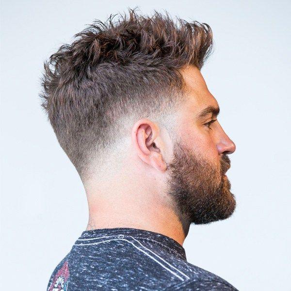 Photo of WATCH: Men's Low Fade + Texture – Behindthechair.com