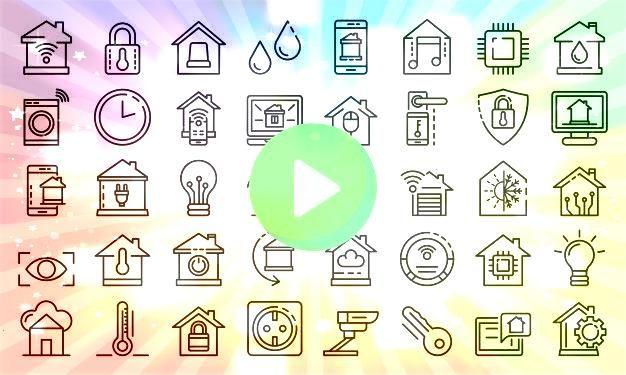 de iconos de casa inteligentes  Premium VectorConjunto de iconos de casa inteligentes  Premium Vector Los 5 tipos de creatividad  Todas las personas son creativas pero no...