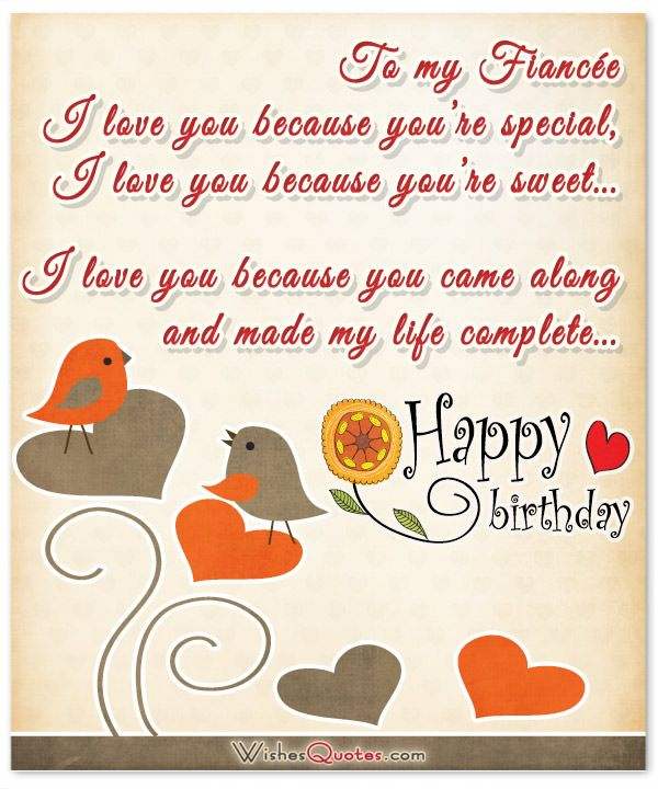 Birthday Wishes For Fiancee By Wishesquotes Birthday Wishes For Fiance Happy Birthday Fiance Fiancee Quotes