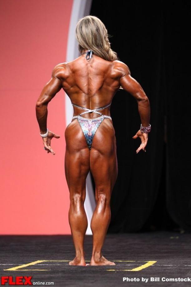 Julia Malacarne | Anatomy Muscles Anatomia Body Cuerpo Bodybuilding ...