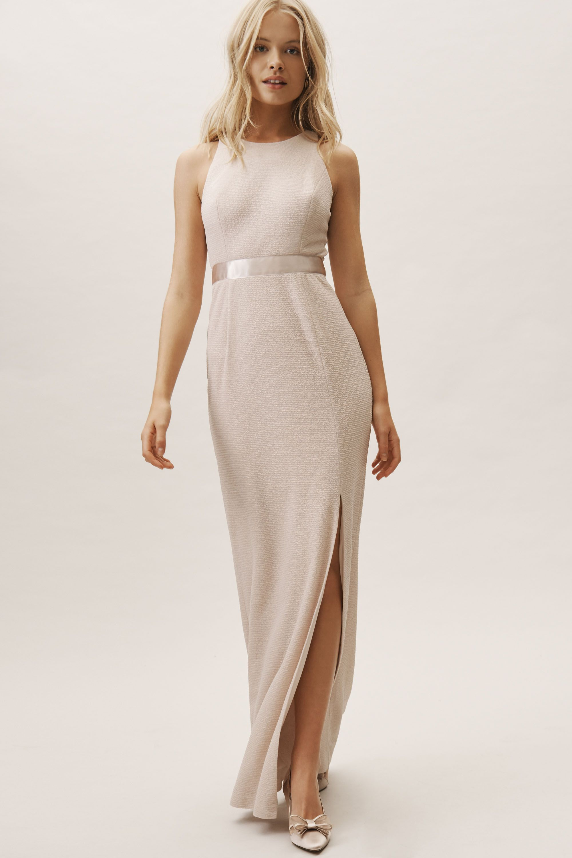 1125cc853344 Idris Dress Champagne in Bridesmaids   Bridal Party
