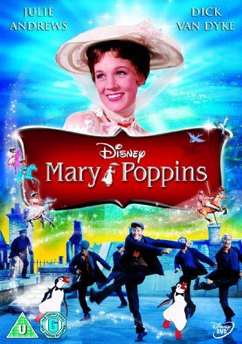 30 day Disney challenge. Day 17: least favorite classic. Mary Poppins