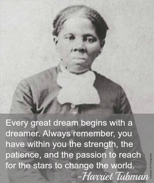 Harriet Tubman Quotes Unique Harriet Tubman Quotesfollow Us Who Said That  Pinterest