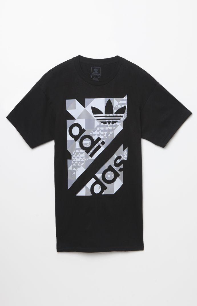 24df63631ca Originals Tri Color Weave T-Shirt Camisetas Estampadas