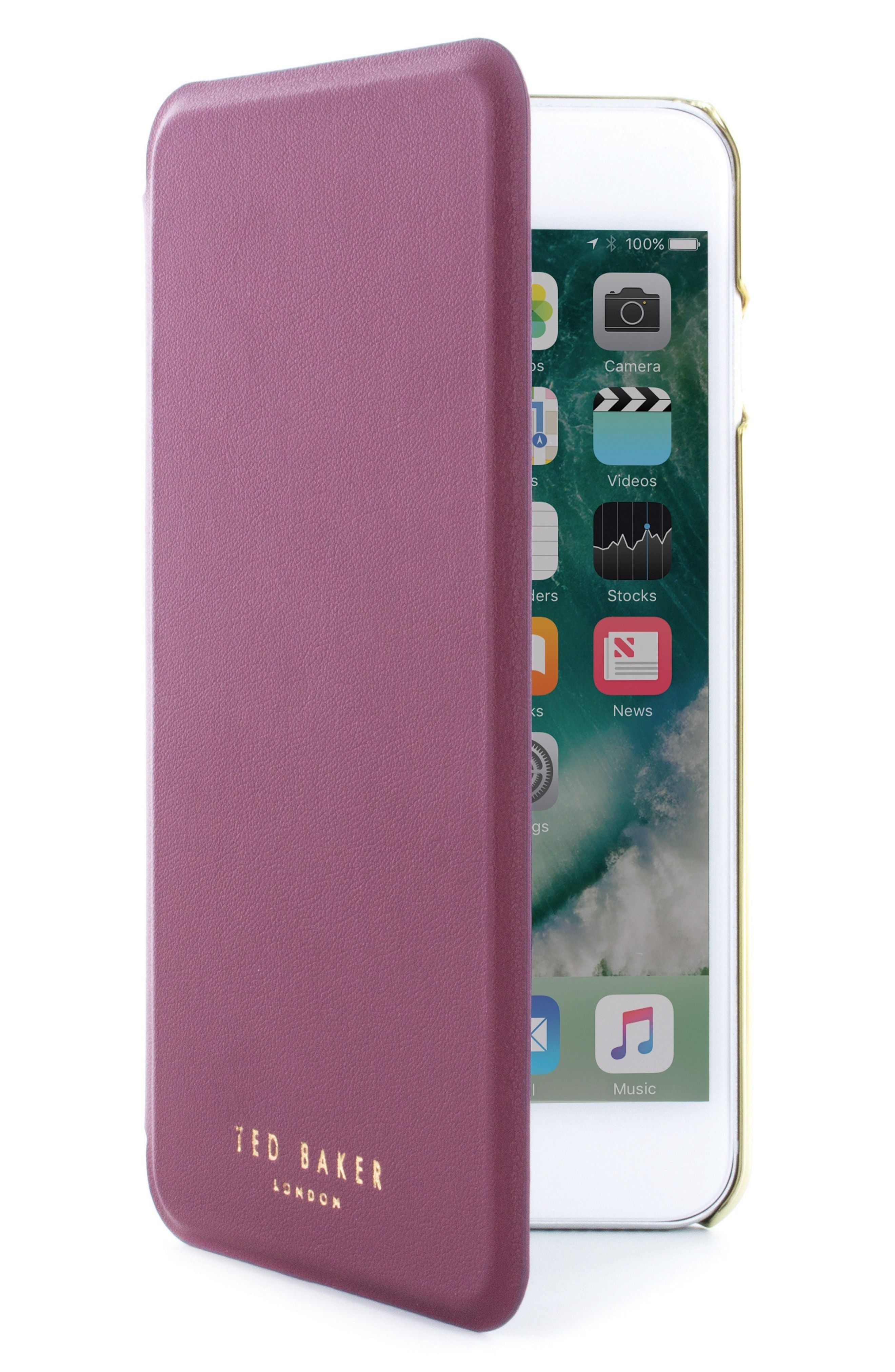fec17eae5aa632 New Ted Baker London Shannon iPhone 6 7 Plus Mirror Folio Case fashion  online.   49.99   shop.seehandbags