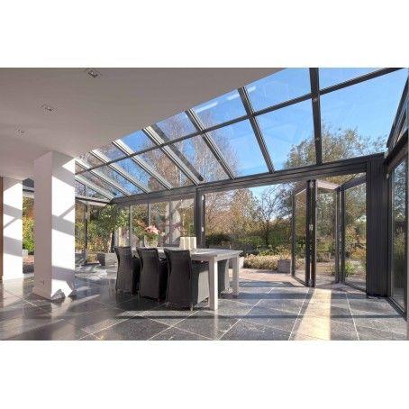 Extension vitrée haut de gamme   Création de terrasse ...