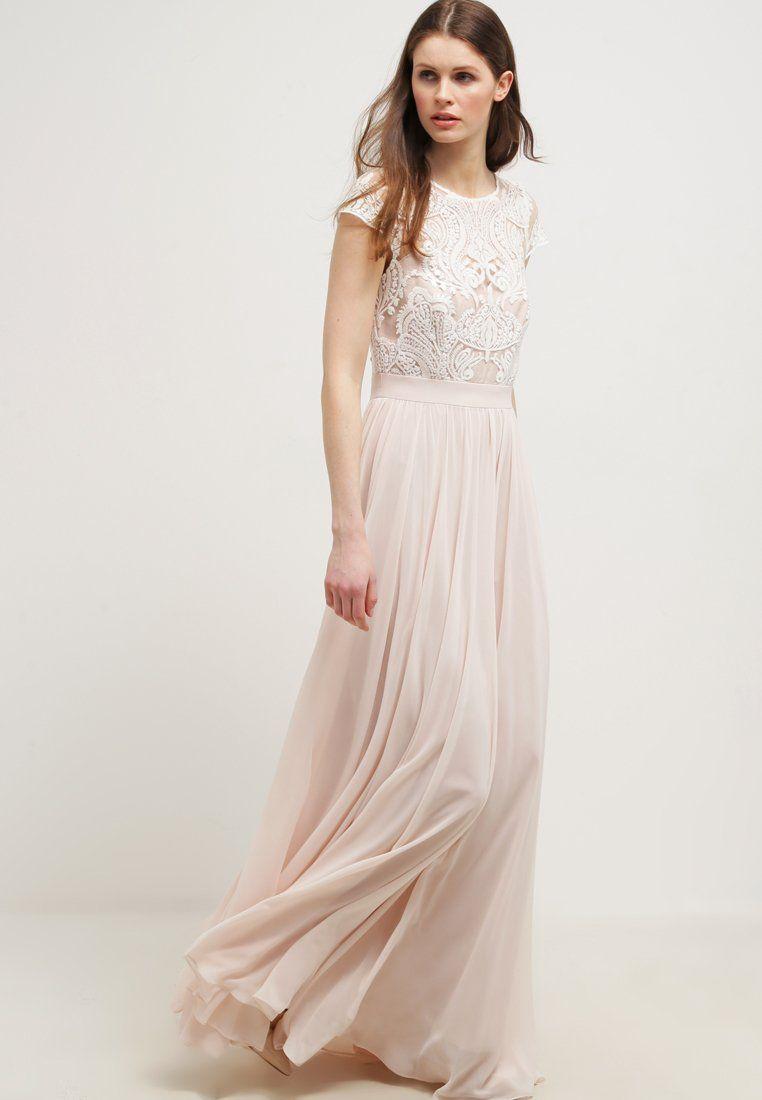Köp Young Couture by Barbara Schwarzer Festklänning - cream/rose för 3395,00 kr (2016-03-06) fraktfritt på Zalando.se