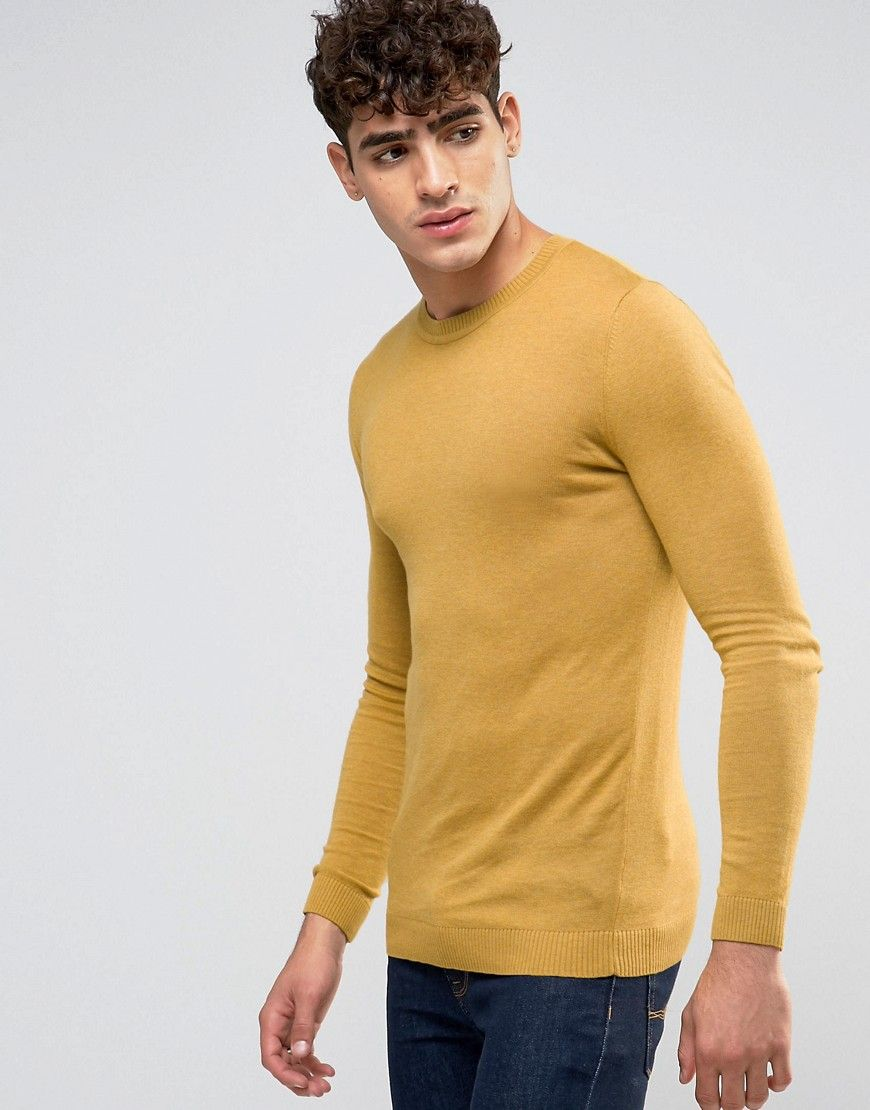 f9d9e70f Get this Asos's knit pullover now! Click for more details. Worldwide  shipping. ASOS