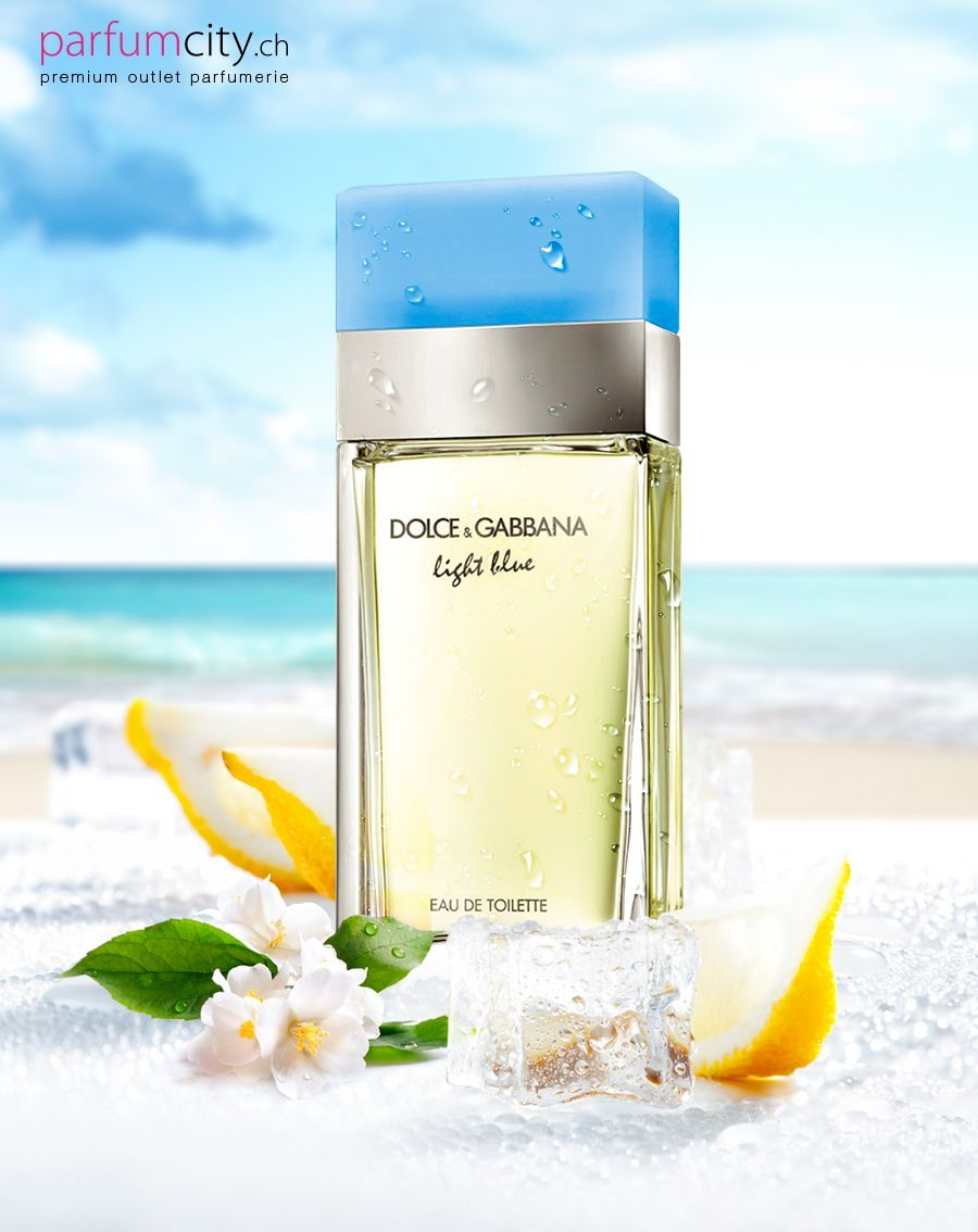 Top Erfrischung Für Ihren Sommer Dolce Gabbana Light Blue Perfume And Cologne Perfume Photography Cosmetics Perfume