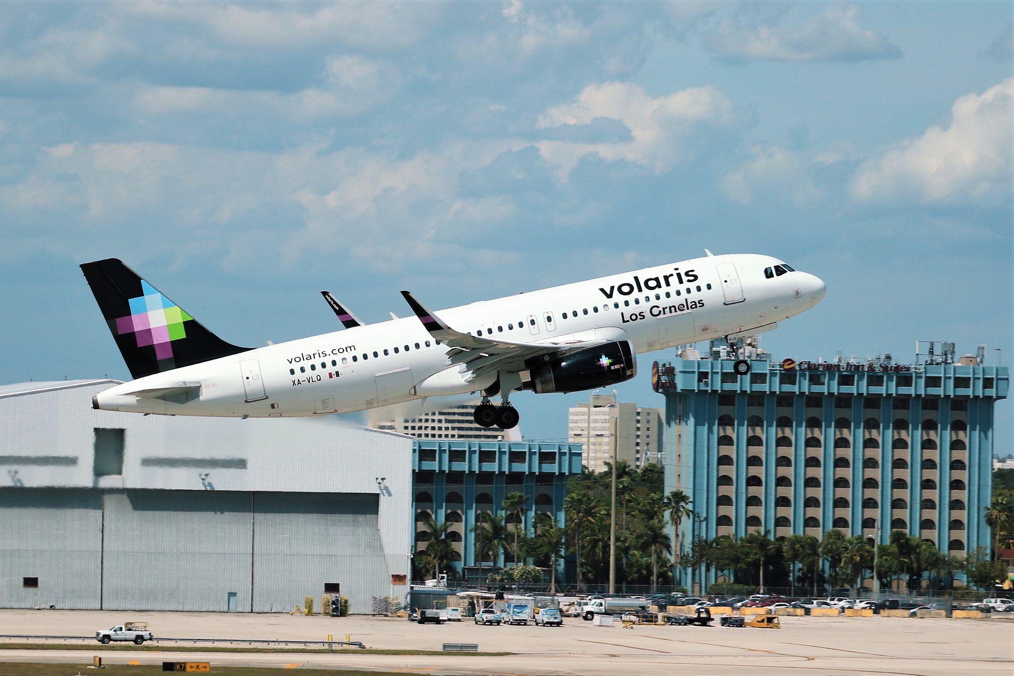Volaris A320 Aircraft Vehicles Jet