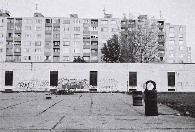 petrzalka by asebest, via Flickr
