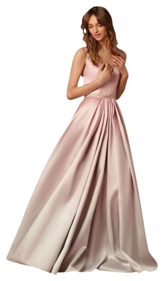Pink Silver 444051 Loraine Formal Dress