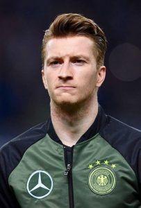 Fussballer Frisuren Marco Reus Trend Haare Marco Reus Borussia Dortmund Heja Bvb