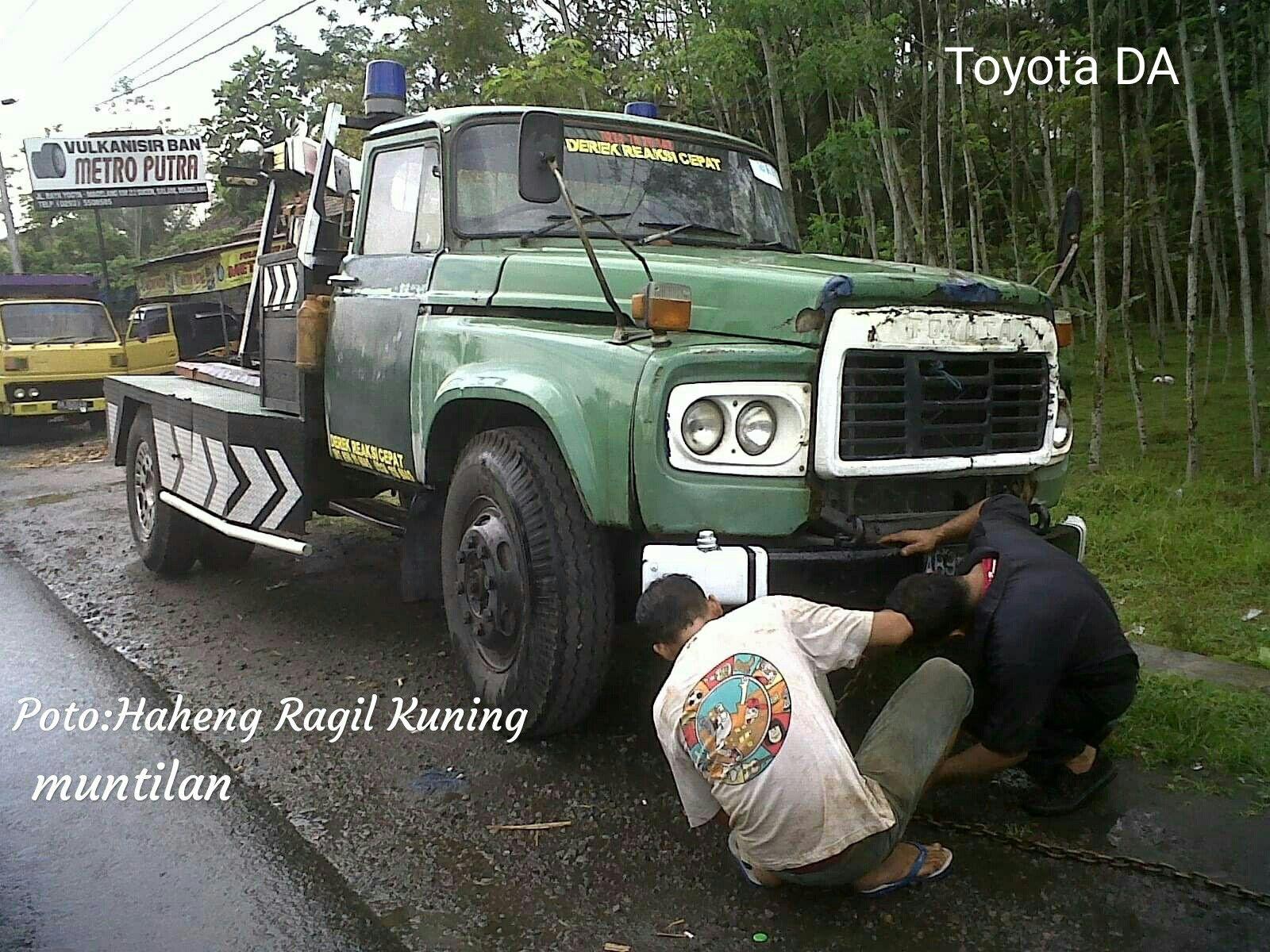 Pin oleh mas benjo di Indonesia klasik bus & truck di 2020