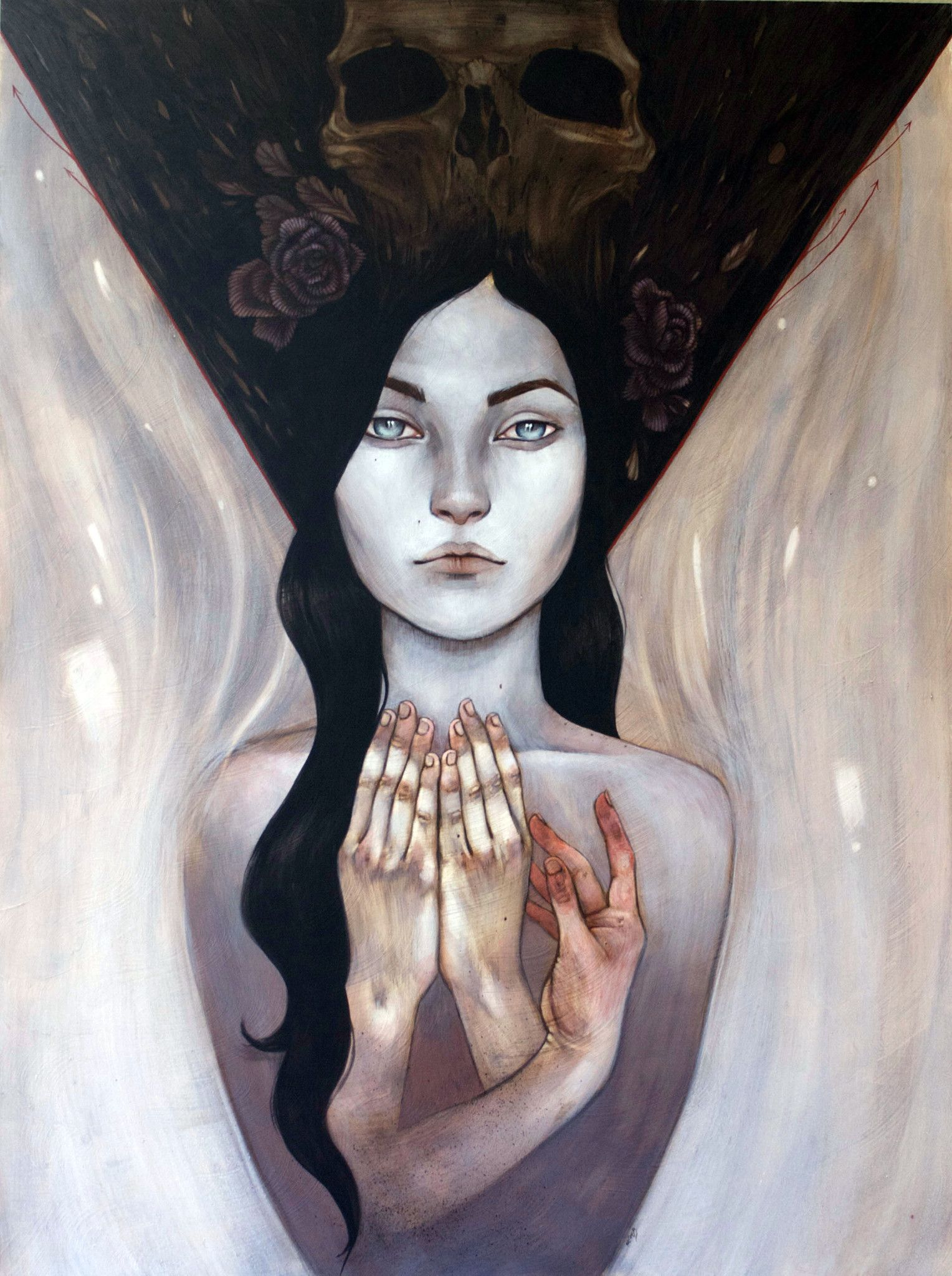 Something I Can Feel by Leilani Bustamante from Modern Eden Gallery