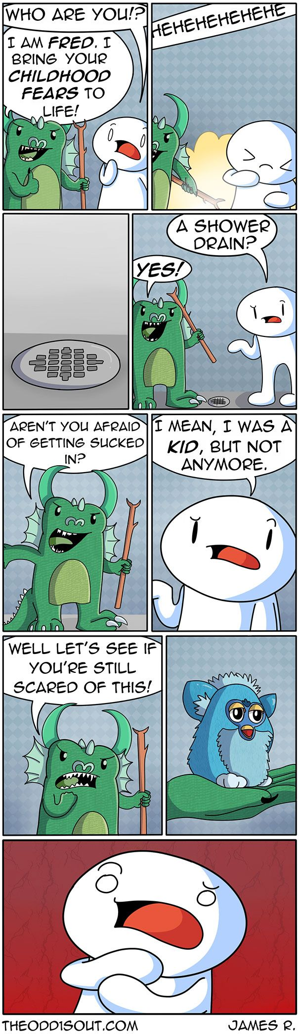 Latest Funny Comics Funny Comics These 275 Funny Comics By Theodd1sout Have The Most Unexpected Endings 6