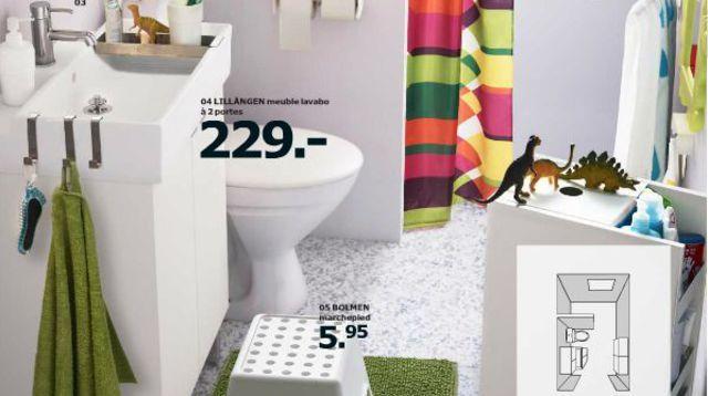 Salle De Bains Ikea : Le Meilleur Du Catalogue 2015