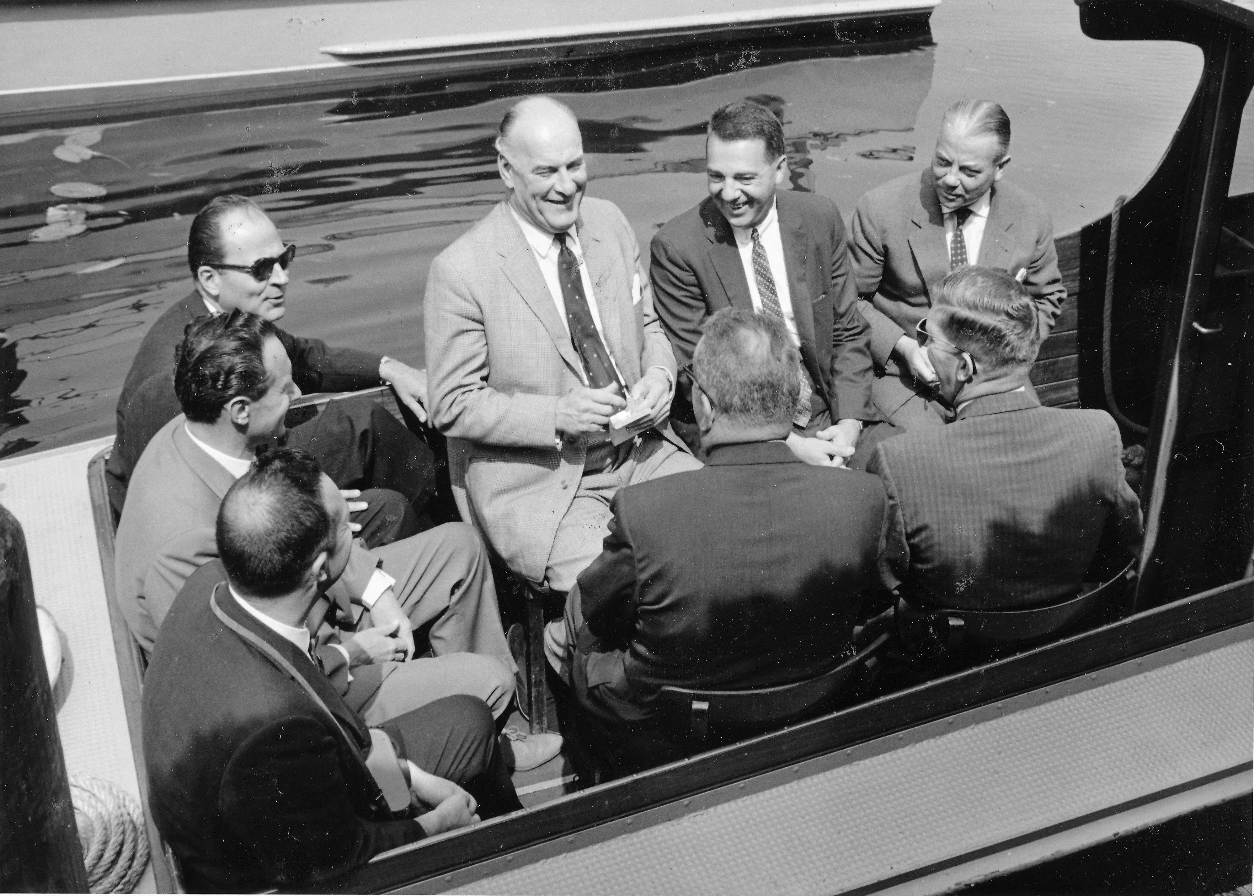 Secret Service Eisenhower Detail Historical figures