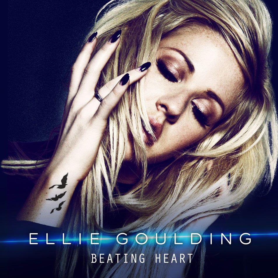 Caratula Frontal de Ellie Goulding - Beating Heart (Cd Single)