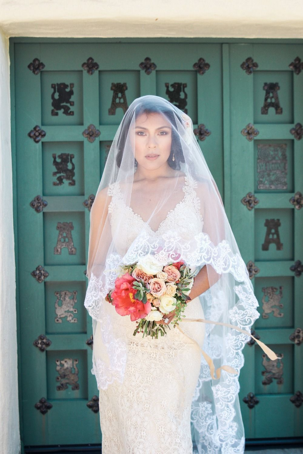 Old World Mexico Wedding Inspiration Mexican Wedding Decorations
