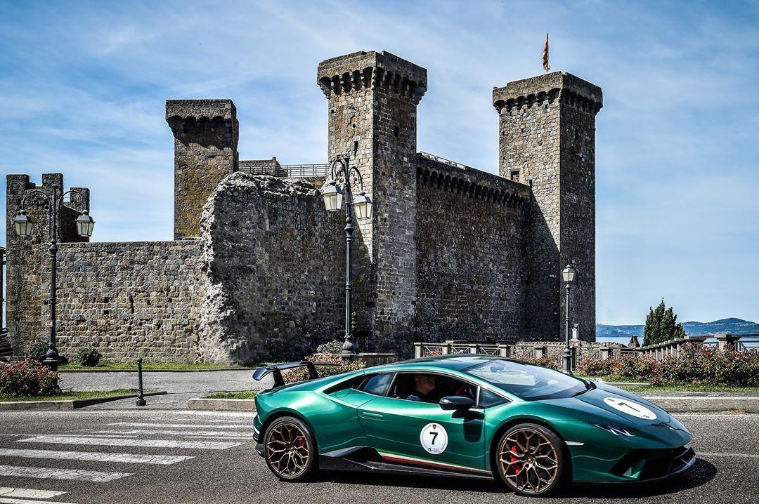 Lamborghini Lamborghini Lamborghini Huracan Coupe Luxury Cars
