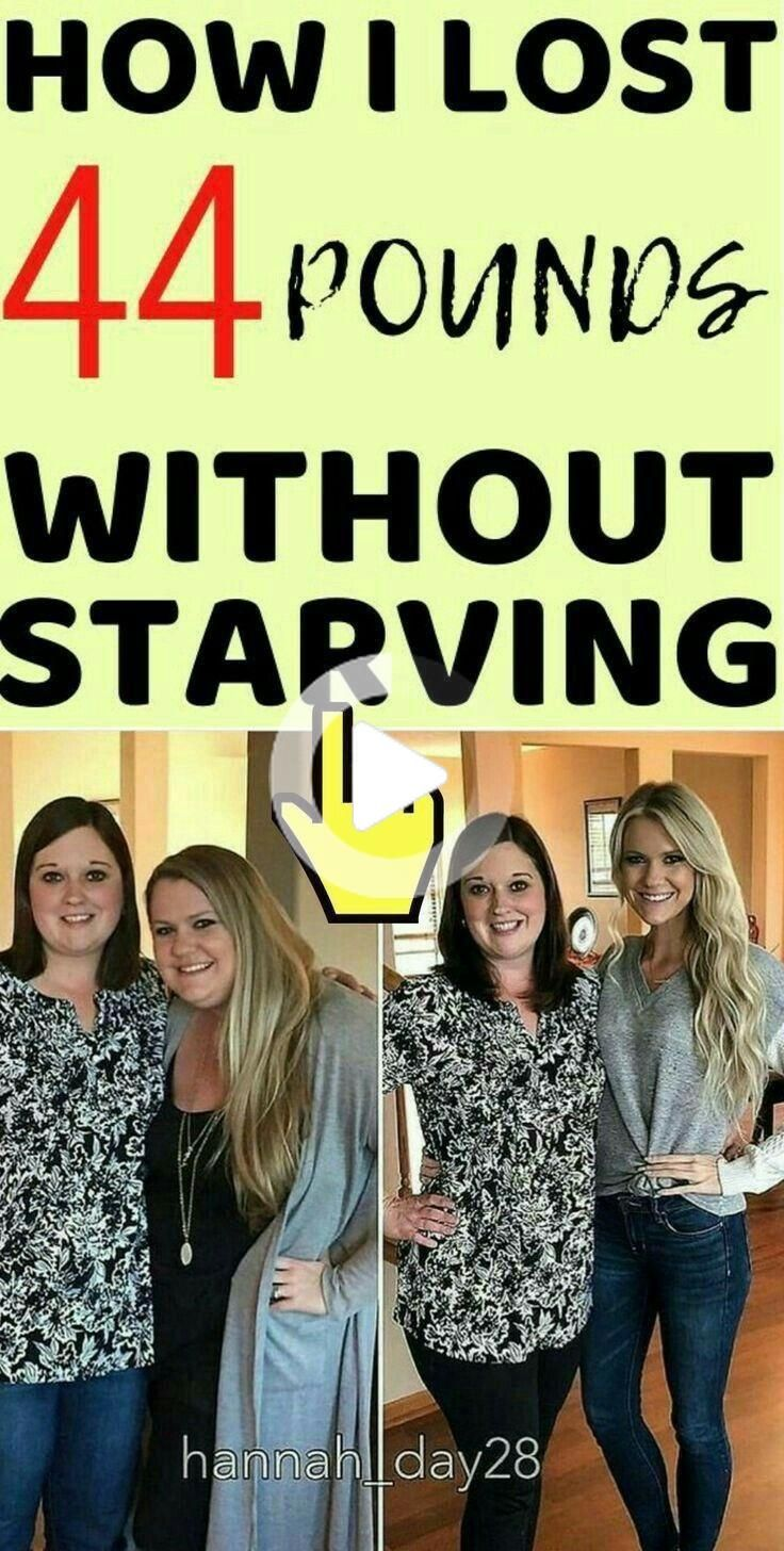 How I lost 44 pounds without starving – Rosario Blog