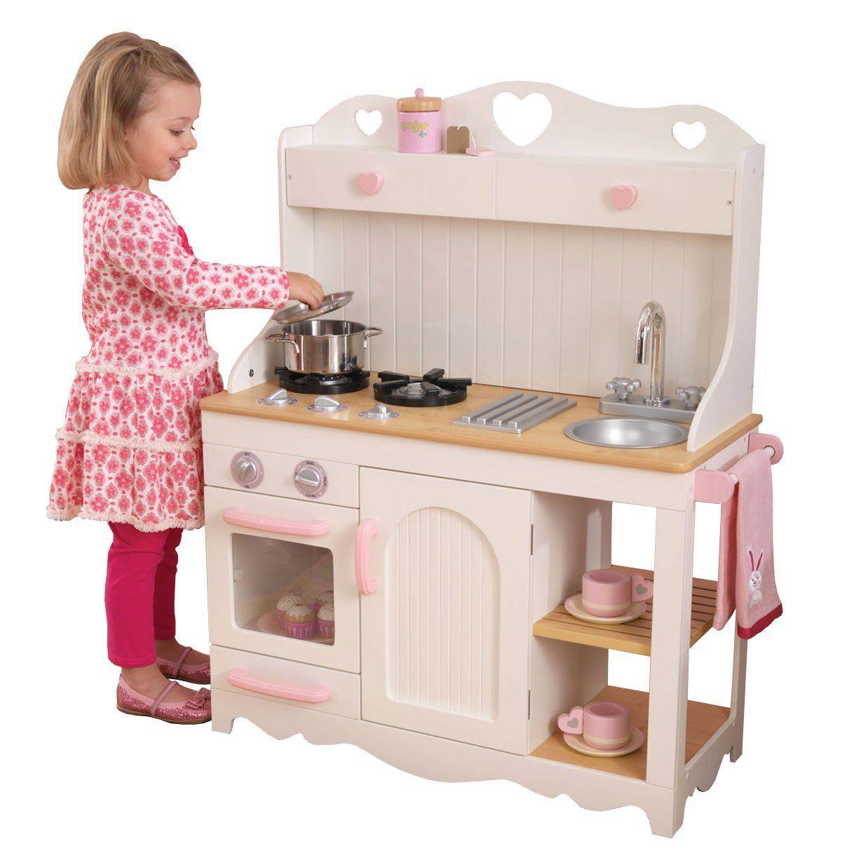 Kidkraft Kuchnia Domek Na Prerii Drewniana Https Brykacze Pl Kidkraft Kuchnia Domek Na Prerii Drewn Wooden Play Kitchen Play Kitchen Sets Wooden Toy Kitchen