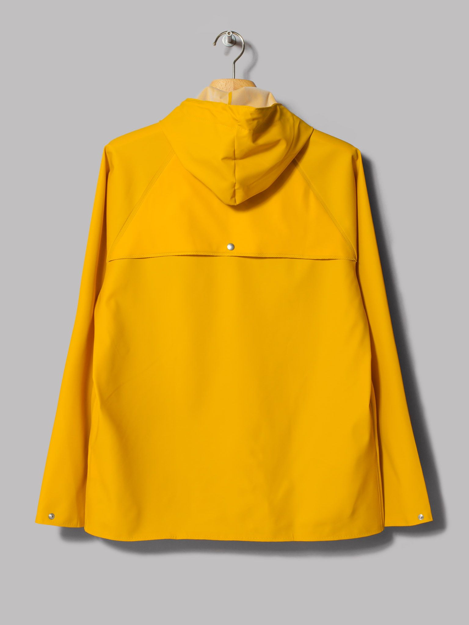 Norse Projects Elka Anker Classic Jacket Mustard Yellow Classic Jacket Jackets Norse Projects