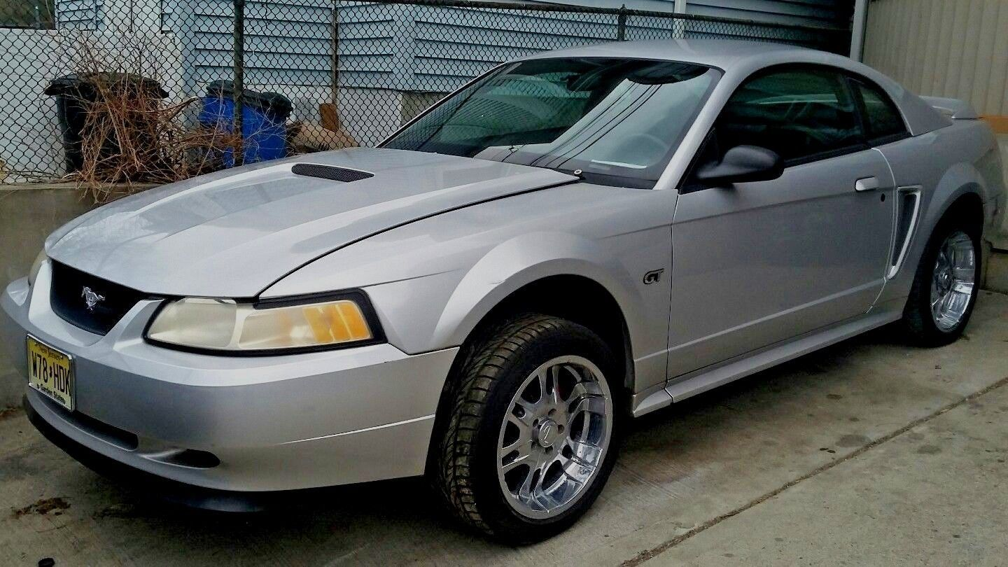 Ebay 2000 Ford Mustang Gt In Good Condition 62 618 Miles High Performance V8